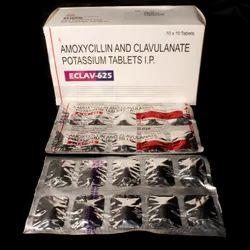 Amoxycillin And Clavulanate Potassium Tablet I.P.
