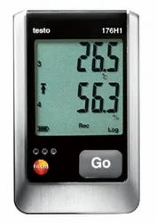 Testo 176 H1 Four Channel Temperature And Humidity