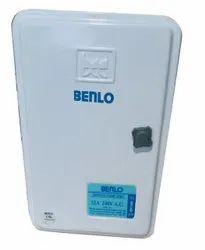 Mild Steel Benlo MCB Box, Rectangular