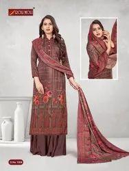 Roli Moli Kalki Pashmina Wear Designer Dress Material Collection
