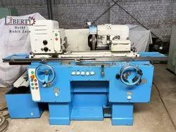 TOS BUA 20 Precision Cylindrical Grinder