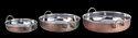 Smokey Finished Copper SS Brazier Portion Dish