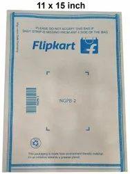 PB 2 Flipkart Paper Courier Bag