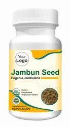 Jamun Seed Tablets