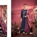 Winter Wear Pashmina Salwar Suits Wholesale