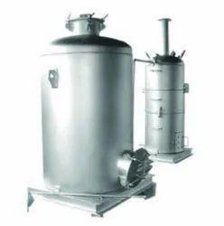 Wood Fired 300 KG/HR Steam Boiler
