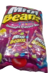 Round Mini Beans Chocolate Candy, Quantity Per Pack: 10 Piece