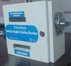 Manual Sanitary Pad Vending Machine