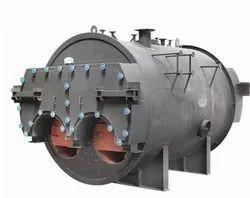Wood Fired 500 Kg/hr Steam Boiler, Non IBR
