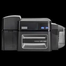 Hid Fargo Dtcii Plus Financial Card Printer & Encoder