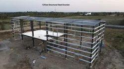 52 Feet Structural Steel Erection