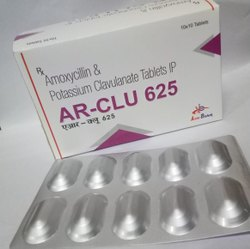 Amoxycillin 500mg+Clavulanic Acid 125mg Tablet