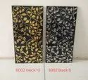 Black And Gold Wall Tiles (2x1)