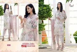 Shree Ayesha Zara Remix Embroidery Pakistani Salwar Kameez