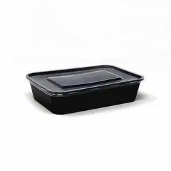 500ml Rectangular Food Container