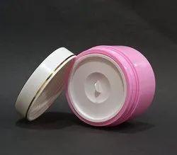 100GM Double Wall Moisturising Cream Jar