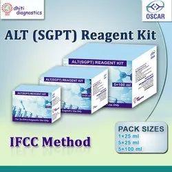 Dhiti Diagnostics ALT SGPT Reagent kit