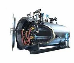 Electric Heater Fired 1 TPH Steam Boiler