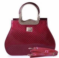 Fancy Red Party Wear Handbag