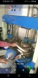 JDI Wrinkle Plates Making Semi Automatic Machine