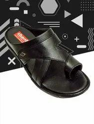 Black Gens Formal Slipper