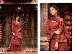 Siddhi Sagar Kashish Exclusive Wear Pashmina Collection