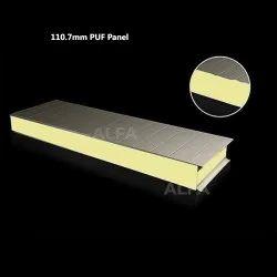 110.7mm PUF Sandwich Panel