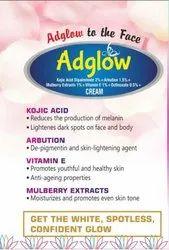 Kojic Acid, Arbutin, Mulberry Extract, Octinoxate & Vit-E