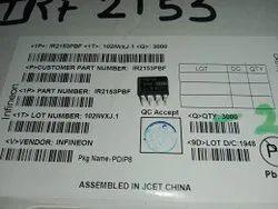 Integrated Circuits Ir2153pbf -infineon
