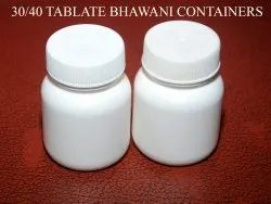 30/40 Tablet Bhawani Containers