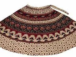 Ladies Wrap Around Skirts