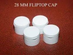 28mm Fliptop Plastic Caps