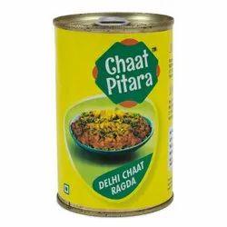 Pani Puri Delhi Chat Ragda