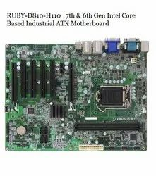RUBY-D810-H110   7th & 6th Gen Intel Core Based Industrial ATX Motherboard