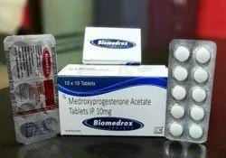 Medroxyprogesterone 10 Mg. Tablets