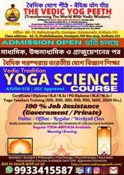 Unisex Yoga Courses Services
