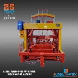 Jumbo Auto Feeder Block Machine