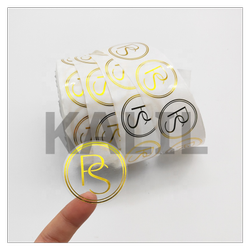 Multicolor PVC Plastic Stickers, Packaging Type: Packet