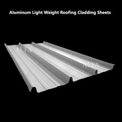 Aluminum Light Weight Roofing Cladding Sheets