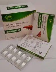 L Ornithine, L Aspartate, B complex & Silymarine tab
