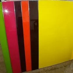 Indian Coloured Acrylic Sheets