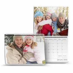 Customised Photo Calendar