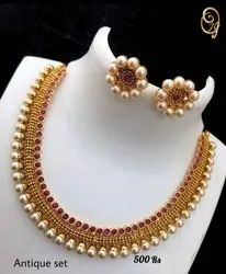 First quality imitation necklace set