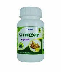 Ginger Capsules 60 Capsules