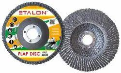 Etalon flap disc