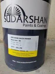 20 L Sudarshan Red Oxide Zinc Phosphate Primer