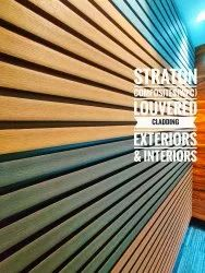 WPC Louvered Cladding