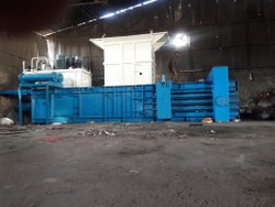 Fully Automatic Horizontal Baler For Paper