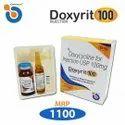 Doxycycline 100mg + Vitamin C 100mg + Sterile Water