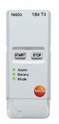 Tetso 184 T4 Transport Logger for Dry Ice Applications
